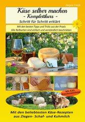 Käse selber machen (eBook, ePUB)