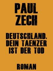 Deutschland, dein Tänzer ist der Tod (eBook, ePUB)