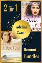 2 für 1 Romantic Bundles 2: Liebesromane (eBook, ePUB)