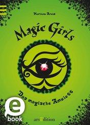 Magic Girls - Das magische Amulett (eBook, ePUB)