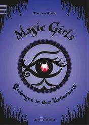 Magic Girls - Gefangen in der Unterwelt (eBook, ePUB)