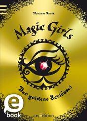 Magic Girls - Der goldene Schlüssel (eBook, ePUB)