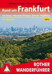Rund um Frankfurt (eBook, ePUB)