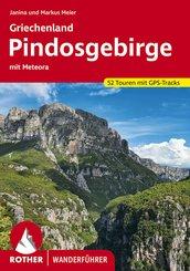 Griechenland – Pindosgebirge (eBook, ePUB)
