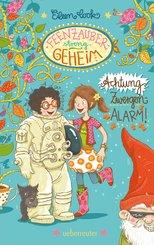 Feenzauber streng geheim! - Achtung Zwergenalarm! (Bd. 3) (eBook, ePUB)