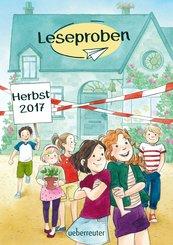 Ueberreuter Lesebuch Kinder- und Jugendbuch Herbst 2017 (eBook, ePUB)