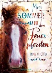 Mein Sommer mit den Feuerpferden (eBook, ePUB)