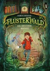 Flüsterwald - Das Abenteuer beginnt (eBook, ePUB)