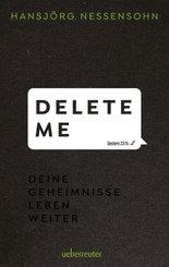 Delete Me (eBook, ePUB)