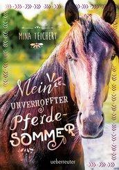Mein unverhoffter Pferdesommer (eBook, ePUB)