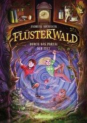 Flüsterwald - Durch das Portal der Zeit (Flüsterwald, Bd. 3) (eBook, ePUB)