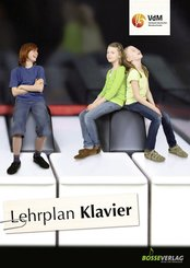 Lehrplan Klavier (eBook, ePUB)