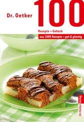100 Rezepte - Gebäck (eBook, ePUB)