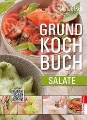 Grundkochbuch - Einzelkapitel Salate (eBook, ePUB)