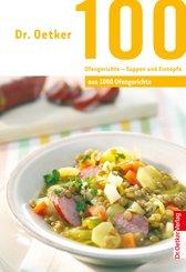 100 Ofengerichte - Suppen und Eintöpfe (eBook, ePUB)
