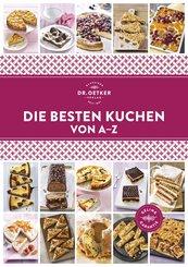 Die besten Kuchen von A-Z (eBook, ePUB)