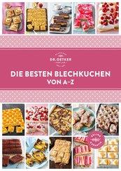 Die besten Blechkuchen von A-Z (eBook, ePUB)