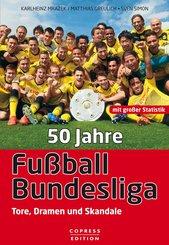 50 Jahre Fußball-Bundesliga (eBook, ePUB)