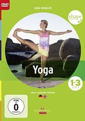 Yoga, 1 DVD - Level.1-3