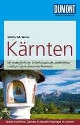DuMont Reise-Taschenbuch Reiseführer Kärnten (eBook, PDF)
