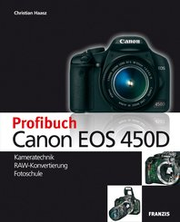 Profibuch Canon EOS 450D (eBook, PDF)