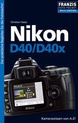 Foto Pocket Nikon D40/D40x (eBook, PDF)