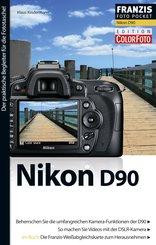 Foto Pocket Nikon D90 (eBook, PDF)