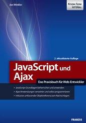 JavaScript und Ajax (eBook, PDF)
