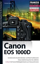 Foto Pocket Canon EOS 1000D (eBook, PDF)