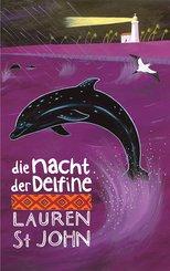 Die Nacht der Delfine (eBook, ePUB)