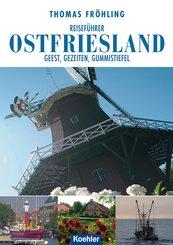 Reiseführer Ostfriesland (eBook, PDF)