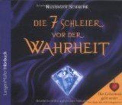 Die 7 Schleier vor der Wahrheit, 4 Audio-CDs