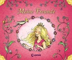 Meine Freunde (Motiv Prinzessin)