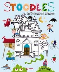 Stoodles - Das Kreativbuch mit Schablonen
