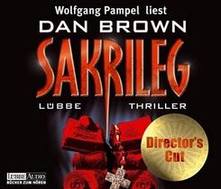 Sakrileg - Directors Cut (6 Audio-CDs)