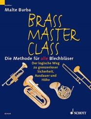 Brass Master Class (eBook, PDF)