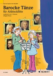 Barocke Tänze (eBook, PDF)