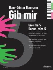 Gib mir fünf (eBook, PDF)