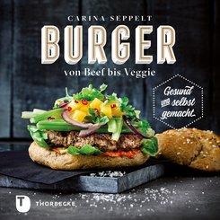 Burger von Beef bis Veggie (eBook, ePUB)