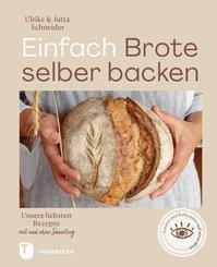 Einfach Brote selber backen (eBook, PDF)