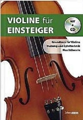 einfach Violine lernen - Mit CD
