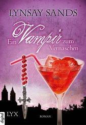 Ein Vampir zum Vernaschen (eBook, ePUB)