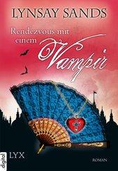 Rendezvous mit einem Vampir (eBook, ePUB)