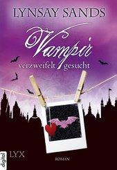 Vampir verzweifelt gesucht (eBook, ePUB)