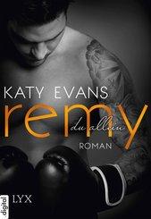 Remy - Du allein (eBook, ePUB)