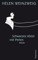 Schwarzes Kleid mit Perlen (eBook, ePUB)