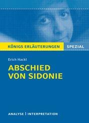 Abschied von Sidonie (eBook, ePUB)