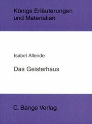 Das Geisterhaus. Textanalyse und Interpretation. (eBook, PDF)