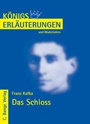 Das Schloss von Franz Kafka. Textanalyse und Interpretation. (eBook, PDF)