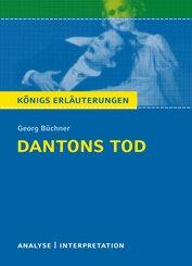 Dantons Tod von Georg Büchner. Königs Erläuterungen. (eBook, ePUB)